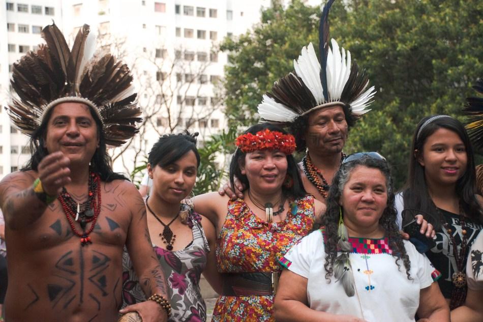 Los indígenas en Brasil son usuarios de sus tierras, no son propietarios