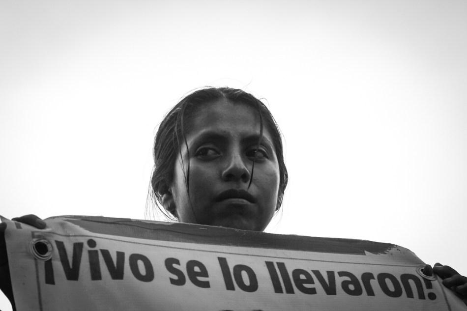 A cinco meses de los hechos de Iguala: represión y engaño
