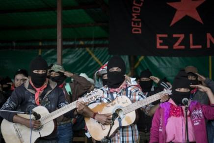 El filósofo y el maestro zapatistas