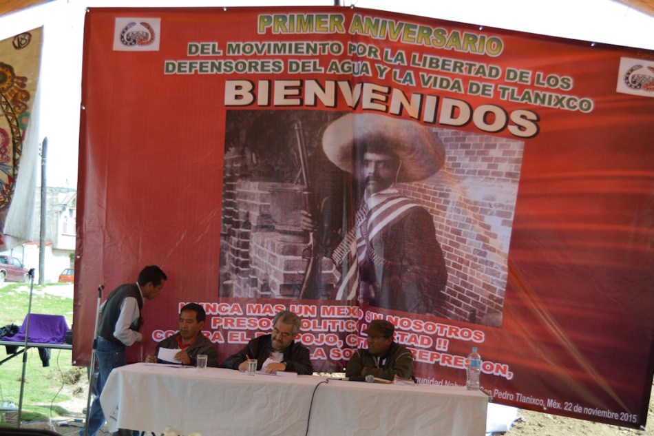 «Seguir siendo guardianes de la vida y de la tierra»: San Pedro Tlanixco
