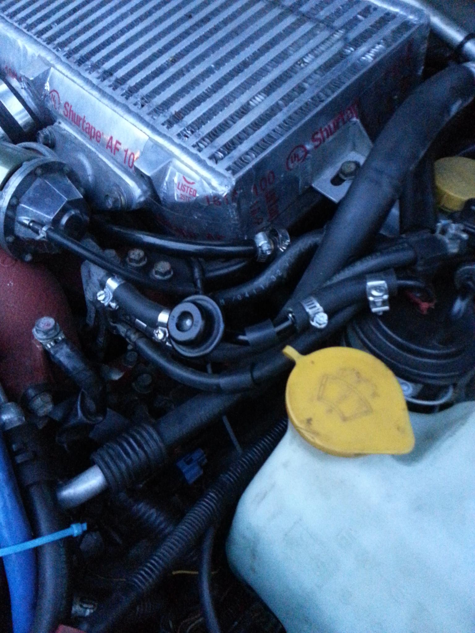 wrx fuel filter