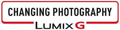 changing photography lumix logo
