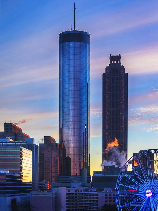 Atlanta weston hotel