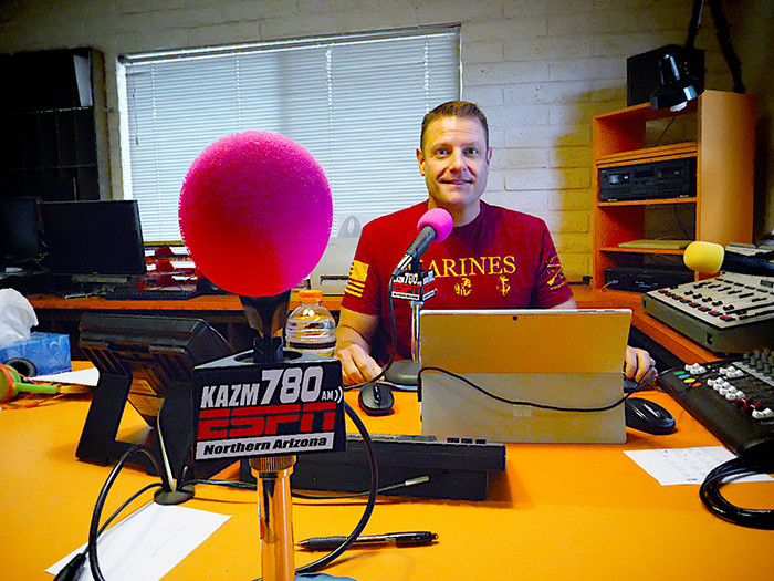 mike tabback kazm radio