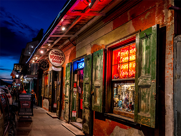 new orleans voodoo shop photo