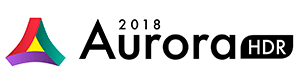 aurora hdr software logo