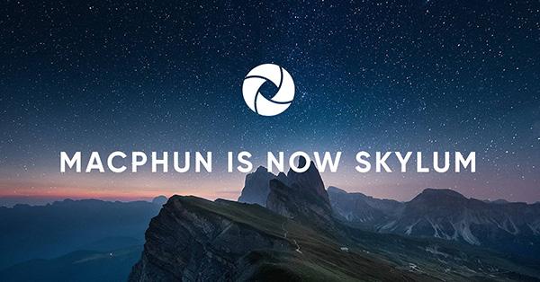 skylum macphun logo