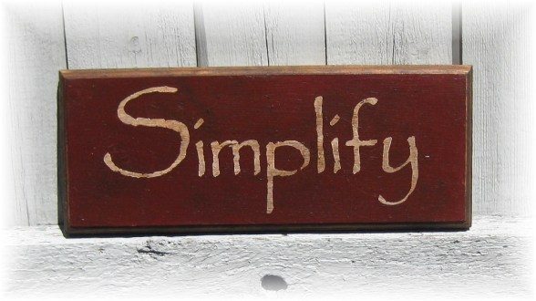 29 Ways to Simplify Your Life