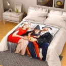 Versatile Wedding Gifts - Personalized Photo Blankets