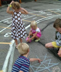 community of kids