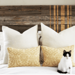 DIY: Rustic & Reformed Headboard
