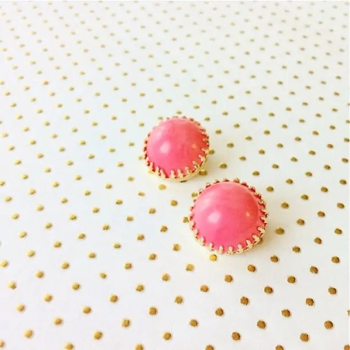 vintage earrings for the sugar and cloth shop