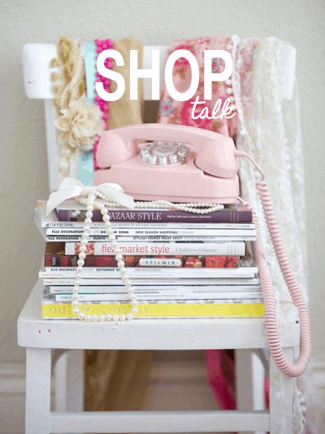 sugar and cloth talks shop