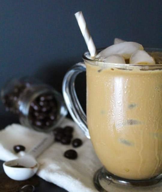 Eats: A short-cut recipe for iced coffee - Sugar & Cloth - Houston Blogger - Recipe