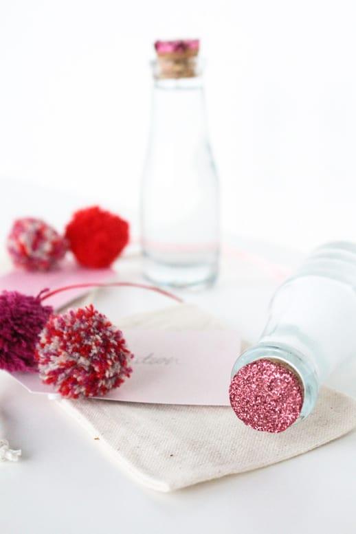 DIY Love Potion Bath Sets - Sugar & Cloth - Houston Blogger - Martha Stewart