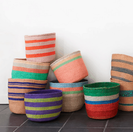 far and wide collective baskets