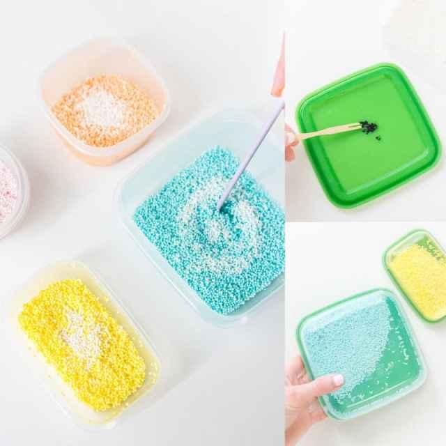 DIY speckled sprinkles | sugarandcloth.com
