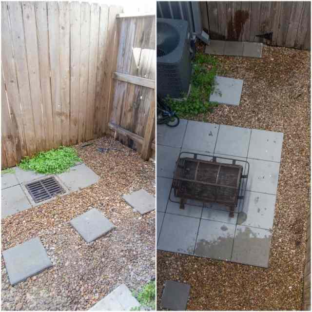 DIY Backyard makeover | sugarandcloth.com