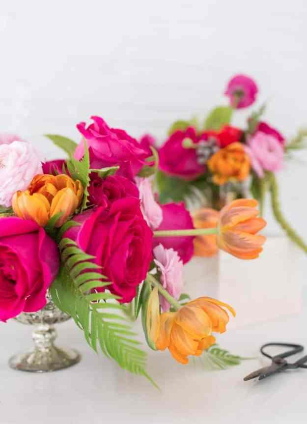 floral workshop | sugarandcloth.com