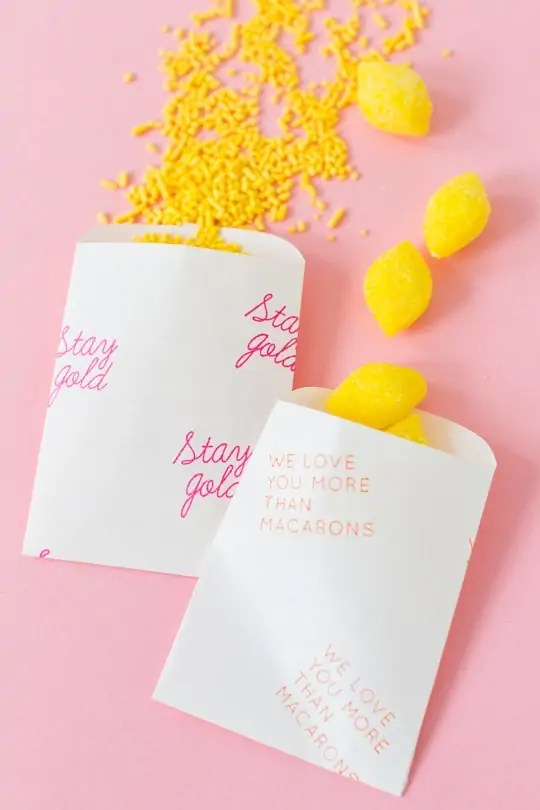 DIY branded packaging on a budget | sugar & cloth