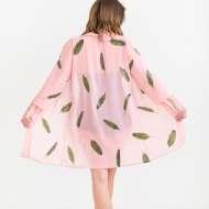 DIY poolside pattern kimonos - sugar & cloth