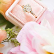Modern Ring Ideas for the Cool Couple by Ashley Rose of the award winning blog, Sugar & Cloth.