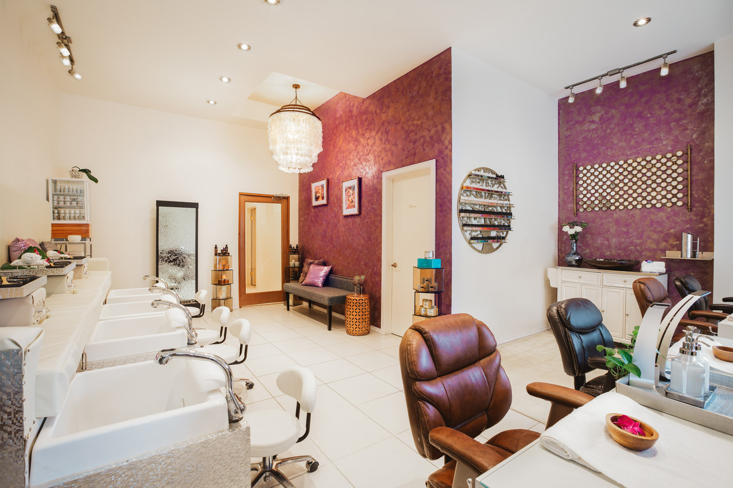 Salon About Sugar And Spice Salon Spa