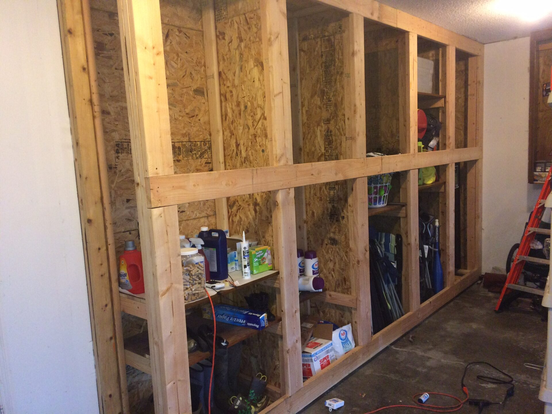Garage Shelving Design Ideas How To Plan Build Diy Garage Storage Cabinets