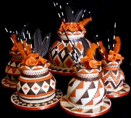 Wedding Celebrations In Botswana