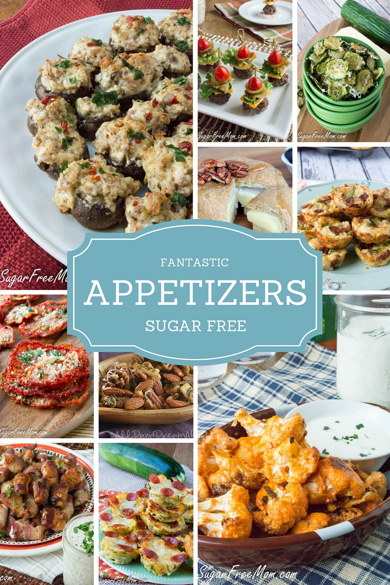 Healthy Christmas Appetizers Pinterest 39 Healthy Low Carb Make Ahead Appetizers