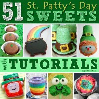 51 Tutorials for St. Patrick's Day Sweets You Can Make