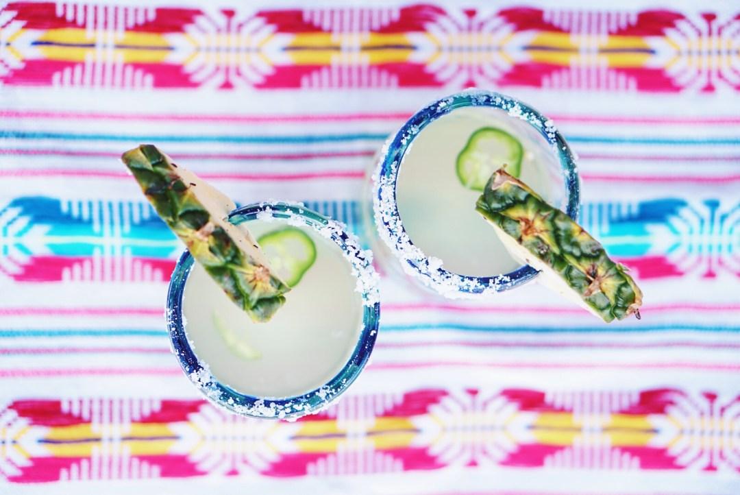 Pineapple-Jalapeño Margarita