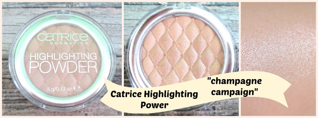 Catrice Highlighting Powder Collage