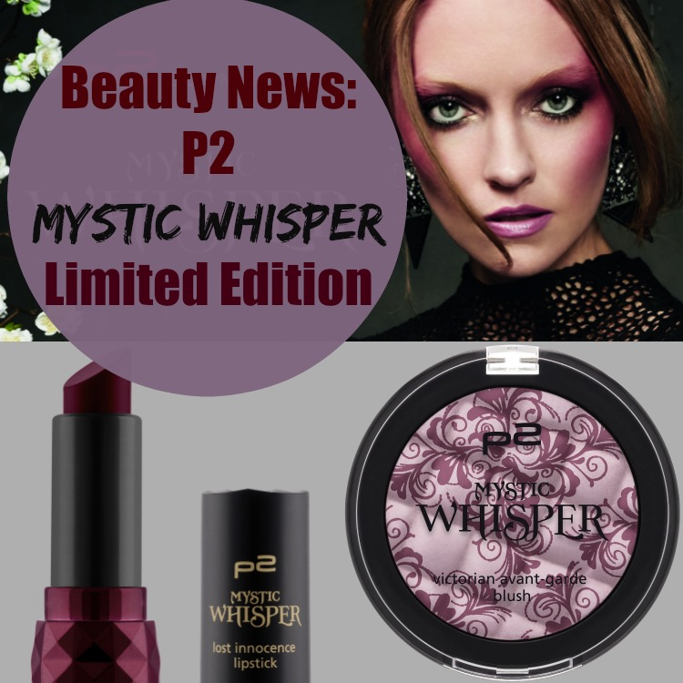 P2 Mystic Whisper Limited Edition - Beauty News