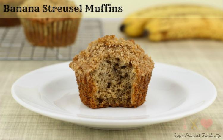 Banana-Streusel-Muffins