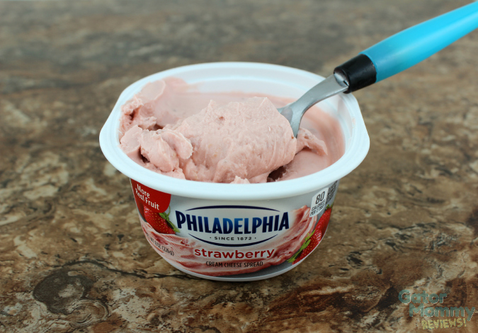 Philadelphia Strawberry Cream Cheese, #shop, #cbias