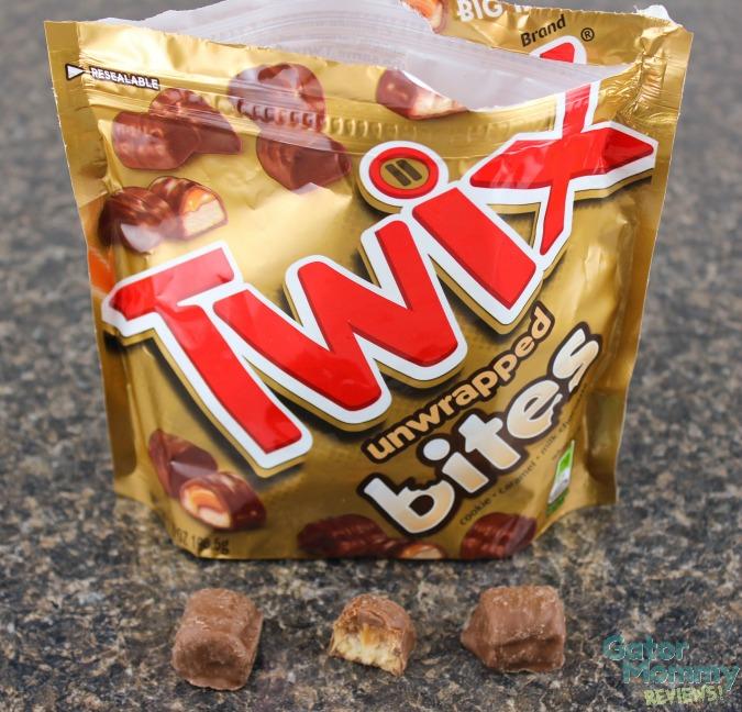 TWIX Bites Bag #EatMoreBites #shop