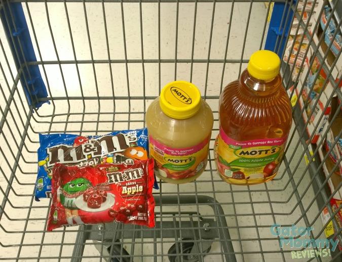 Walmart shopping #FlavorofFall #shop