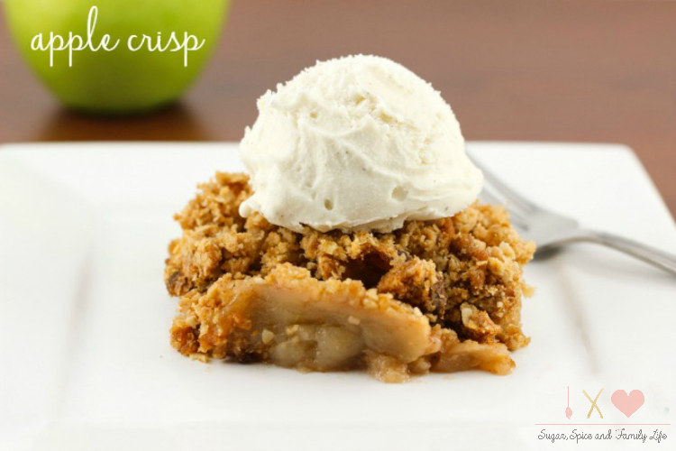 how to make apple crisp with steel cut oats