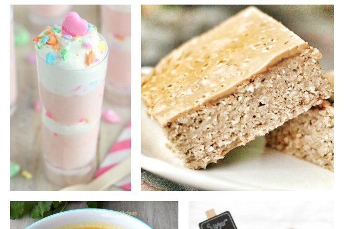 Weekend Recipe Link Up Party featured recipes 96