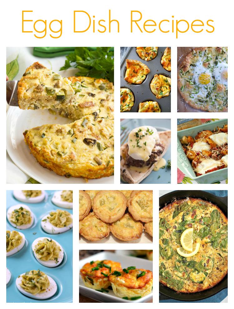 Egg Dish Recipes