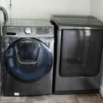 Samsung AddWash Washer and Dryer