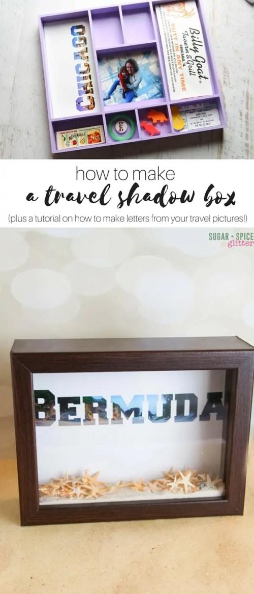 Medium Of How To Make A Shadow Box