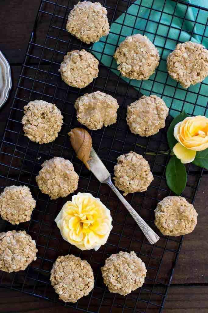 Cookie Butter No Bake Cookies