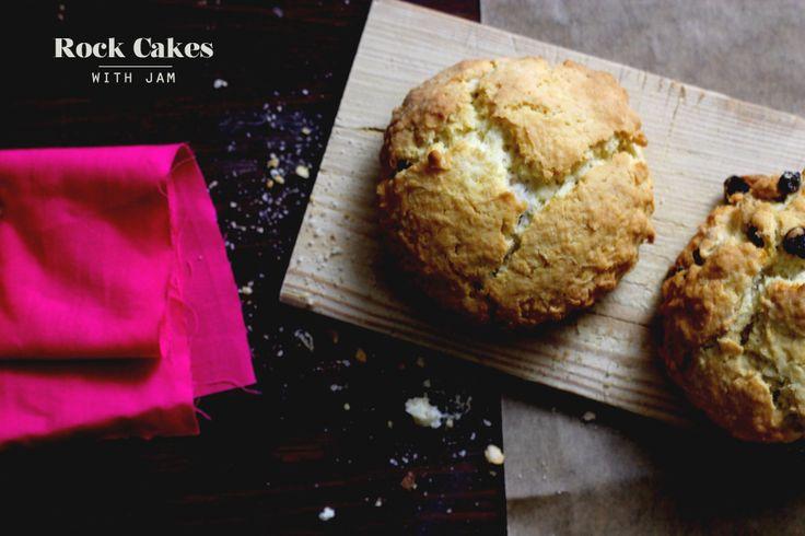 Rock Cakes recipe | Sugar Thumb
