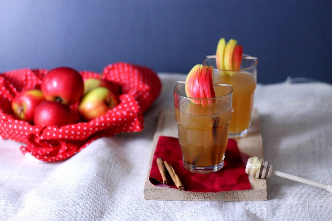Mulled apple drink | Sugar Thumb
