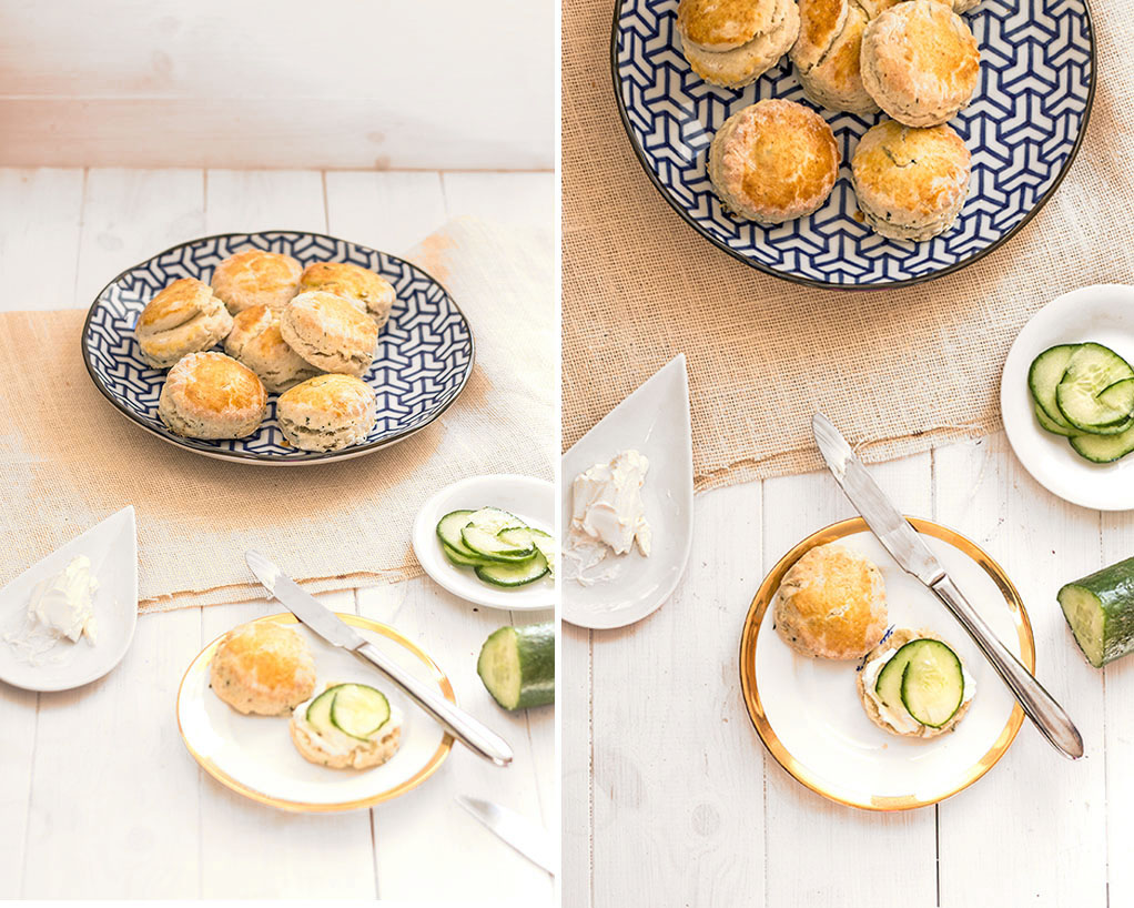 chilli and chive scone recipe