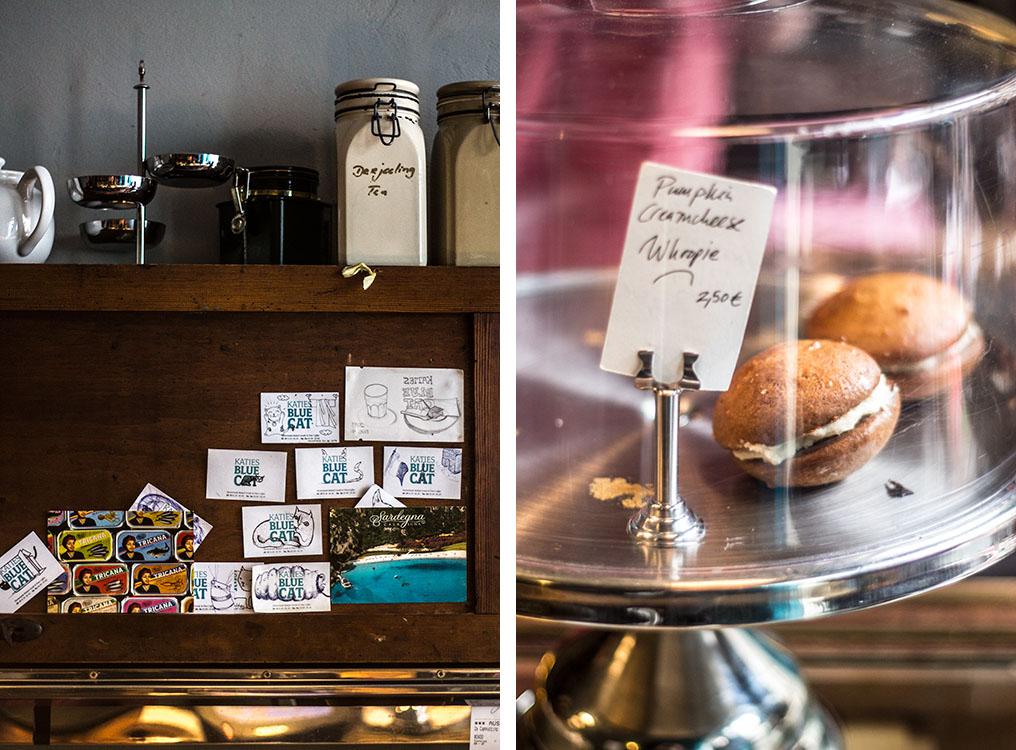 Katie's Blue Cat cafe berlin
