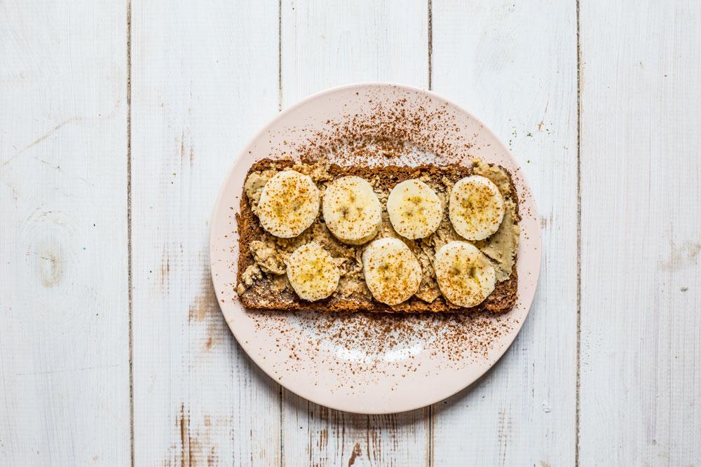 Tahini, Cinnamon & Banana