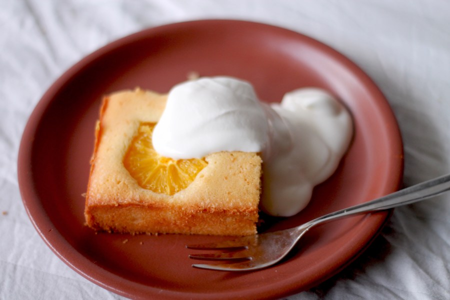 Orange And Yoghurt Cake recipe